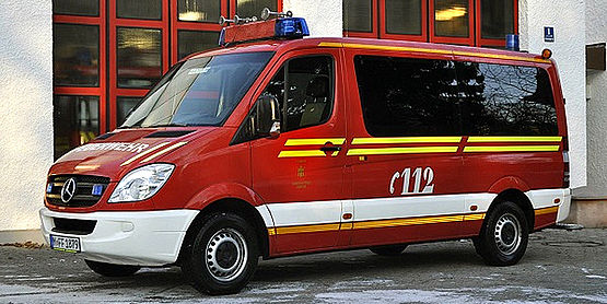 MZF Mercedes-Benz Sprinter II