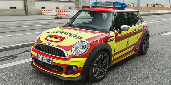 Pkw MINI John Cooper Works